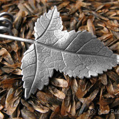 Colgante formosana plata