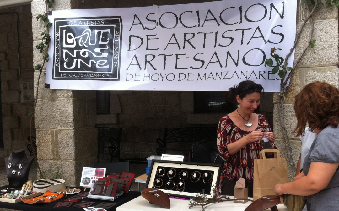 Artesanía en Hoyo de Manzanares