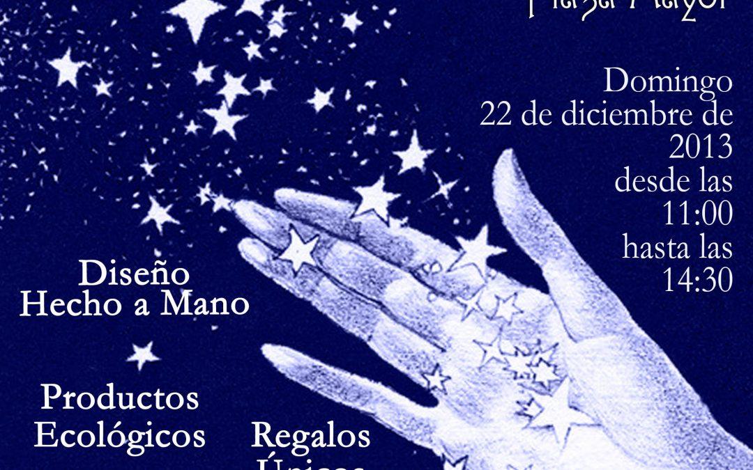 Mercado de Navidad en Hoyo de Manzanares