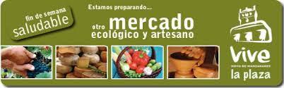 Mercado Ecológico y Artesano de Hoyo de Manzanares