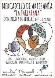 Mercado La Tarlatana en La Manual
