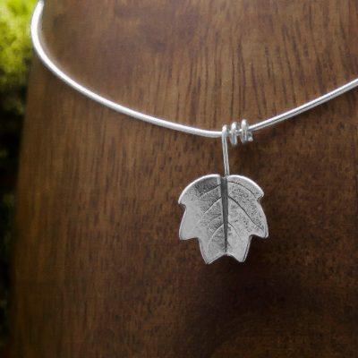 cadena tulipifero plata