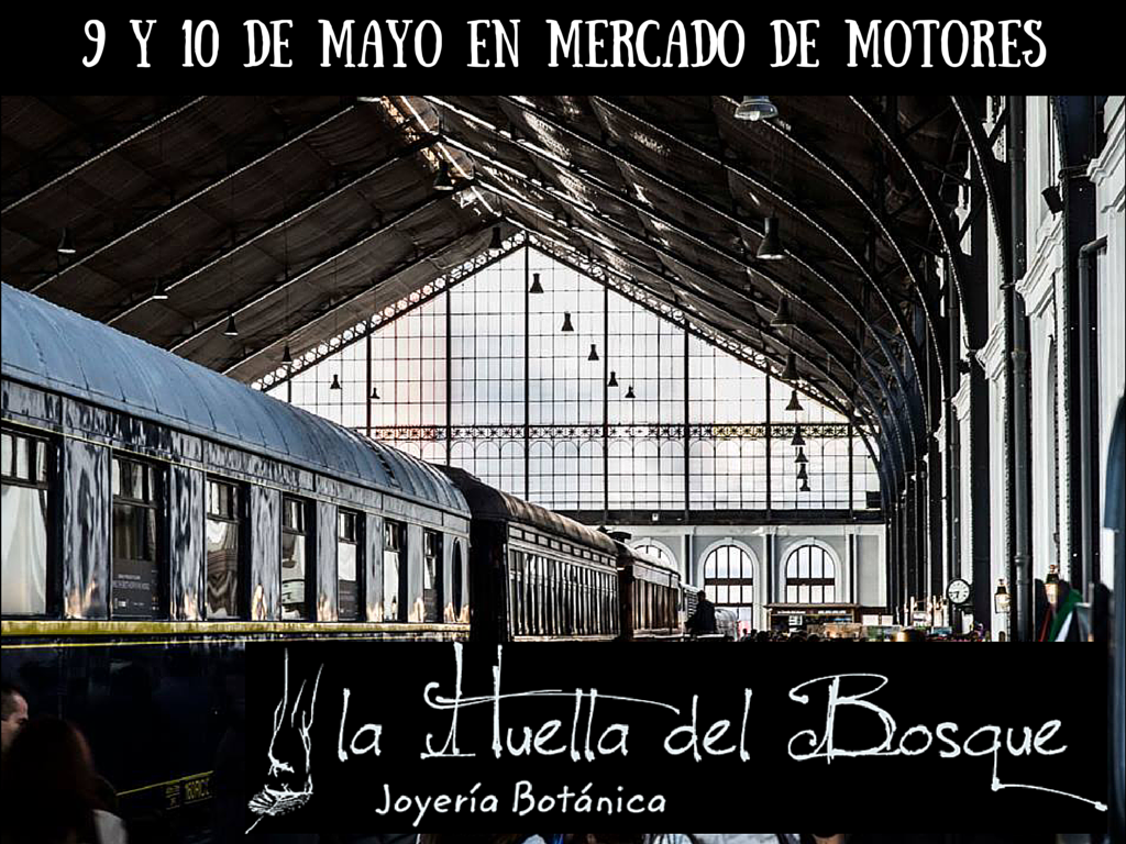 9 y 10 de mayo en mercado de motores