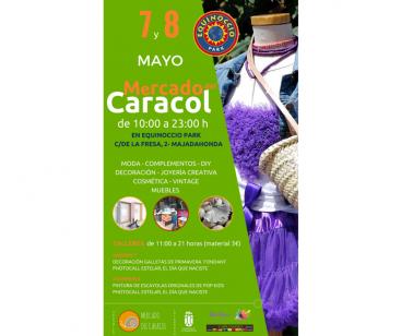 Mercado caracol equinocio