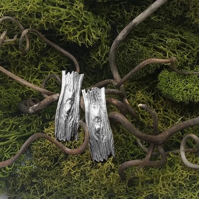 pendientes vid maderas
