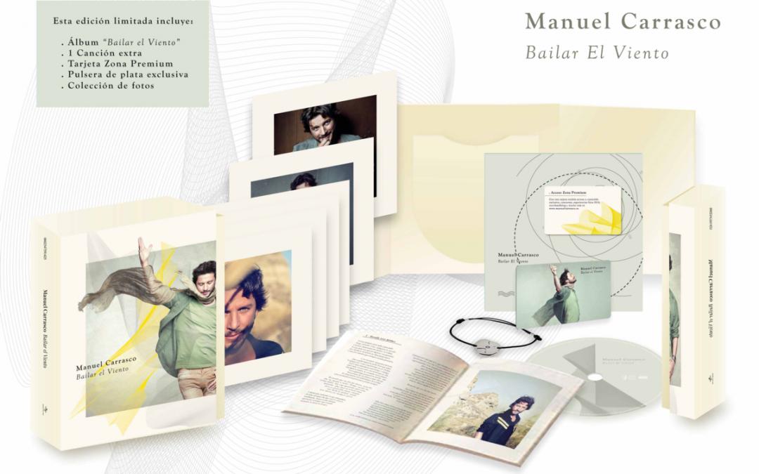 Colaboración con Manuel Carrasco